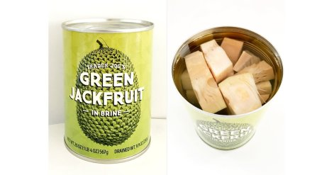Jack fruit canned